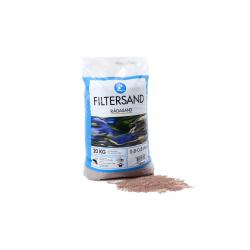 Filtersand 0,6 – 0,8 mm 20 kg