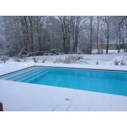 Vinterstängning av din pool